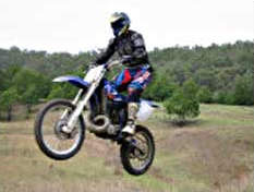 dirt bike club - bulldog gym balgowlah